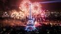 Paris et sa région ont notamment attiré 2,1 millions de touristes britanniques.