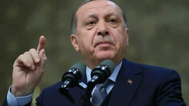 Recep Tayyip Erdogan, le président turc