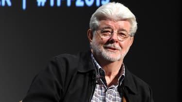 George Lucas au Festival de Tribeca à New York en 2015.