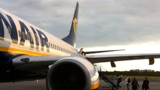 Ryanair a perdu 35 millions d'euros au troisième trimestre.