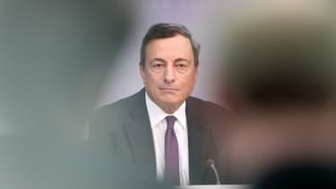 Mario Draghi préconise une hausse de l'investissement public.