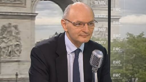 Didier Migaud, premier président de la Cour des comptes