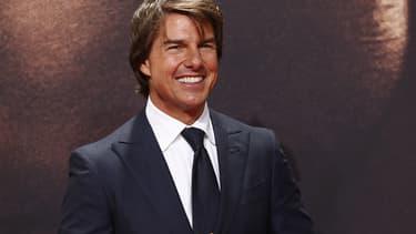 Tom Cruise le 21 octobre 2016 en Allemagne