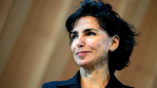 Rachida Dati le 6 octobre 2014 à Paris (photo d'illustration)