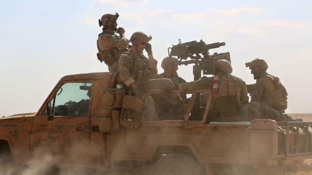 Un responsable militaire de Daesh a été tué dans par une frappe américaine, en Syrie. (Photo d'illustration)