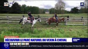 Paris Mobility : On a testé la randonnée à cheval dans le Vexin !