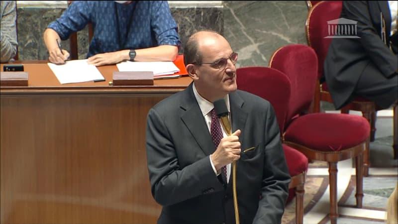 Jean Castex obtient une large confiance de l'Assemblée nationale, avec 345 voix