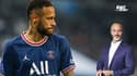 PSG : en méforme totale, Neymar doit être mis sur le banc juge Di Meco