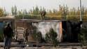 Treize membres civils et militaires des forces de l'Otan en Afghanistan ont trouvé la mort samedi à Kaboul dans un attentat suicide dont le bilan est sans précédent pour les troupes étrangères déployées depuis 2001. Parmi eux figurent plusieurs Américains