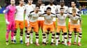 Les joueurs de Valence