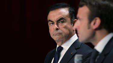 Carlos Ghosn et Emmanuel Macron, une lutte de pouvoirs entre deux ambitions qui se percutent de plein fouet