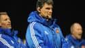Fabien Pelous, ancien entraîneur des -20 français, est un soutien de Pierre Camou.