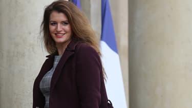 Marlène Schiappa, le 15 janvier 2020.