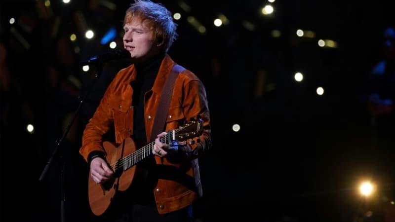 Regarder la vidéo Ed Sheeran testé positif au Covid-19 avant la sortie de son album