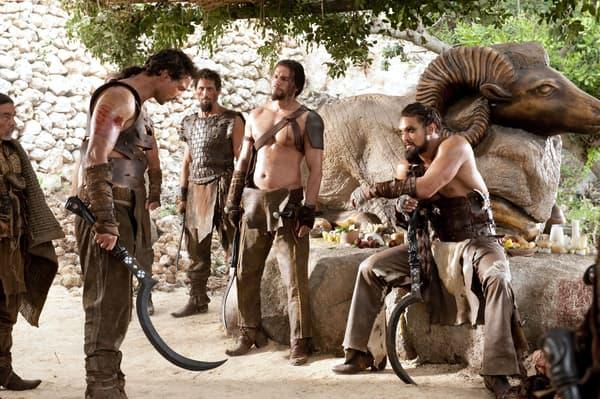 Les Dothrakis