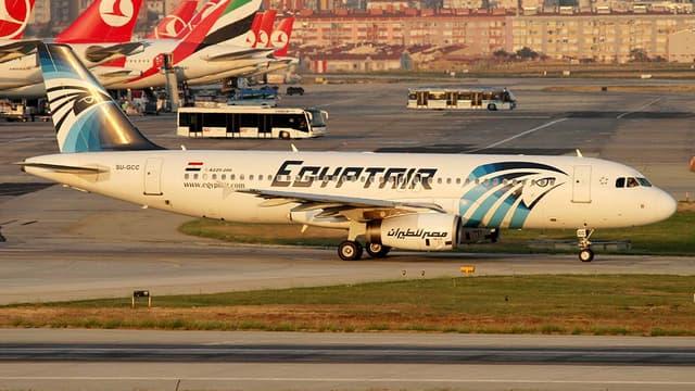 Le vol MS804, un airbus A320 immatriculé SU-GCC, a disparu dans la nuit du 18 au 19 mai, alors qu'il effactuait un vol Paris-Le Caire.