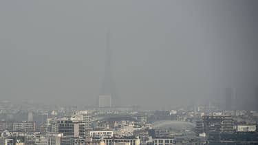 Le ministère de la Santé communique ses recommandations sanitaires face à l'épisode de pollution aux particules fines. (Photo d'illustration)