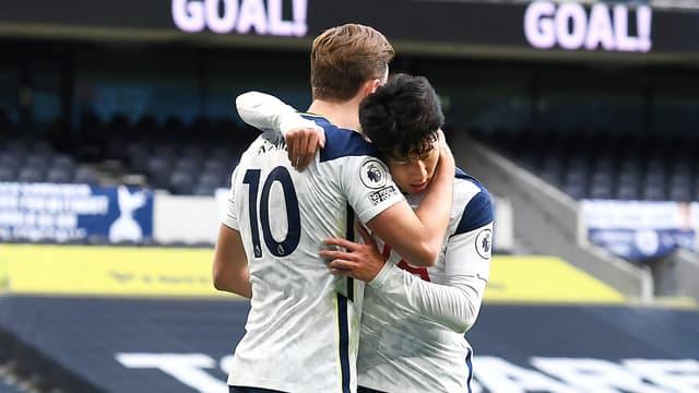 Kane et Son - Tottenham