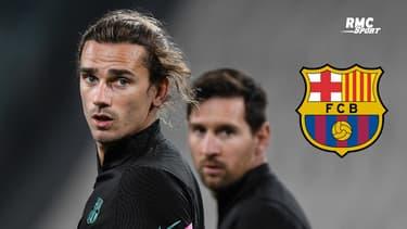 Barça : Griezmann reconnaît avoir été malheureux, mais pas à cause de Messi