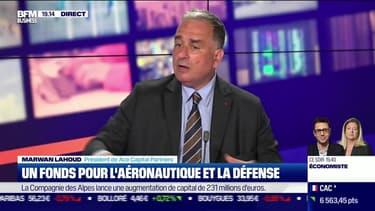 Marwan Lahoud (Ace Capital Partners) : Un fonds pour l'aéronautique et la défense - 09/06
