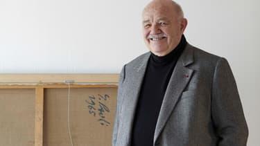 Le chef Pierre Troisgros en 2012