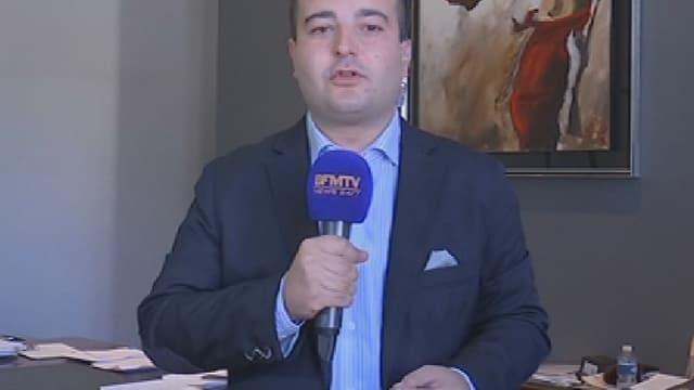 David Rachline, maire de Fréjus âgé de 26 ans, espère que le FN saura démontrer qu'il sait gouverner.