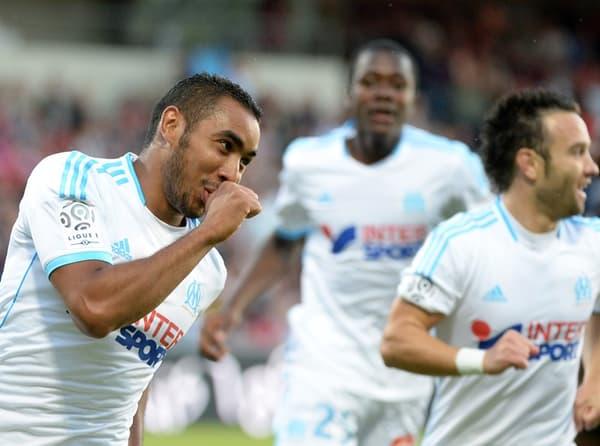 Dimitri Payet et l'OM ont gagné à Guingamp (3-1)