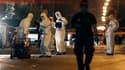 Une bombe de forte puissance a explosé jeudi devant la prison principale d'Athènes, faisant deux blessés légers et endommageant des dizaines de boutiques et d'habitations,. /Photo prise le 13 mai 2010/REUTERS/John Kolesidis