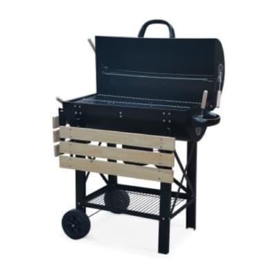 -40% sur le barbecue charbon de bois