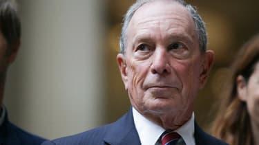 Michael Bloomberg mise sur Londres.