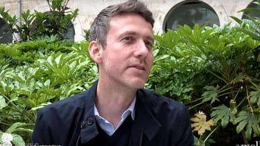 Raphaël Rupert, lauréat du prix de Flore 2018.