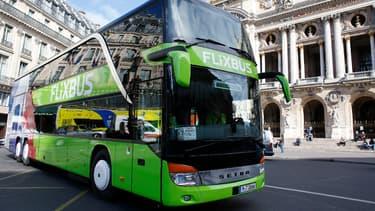 La filiale française de l'autocariste allemand Flixbus a transporté 3 millions de passagers en 2016. (image d'illustration)