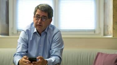 Jean Rottner le 28 juin 2020 à Mulhouse. (Photo d'illustration)