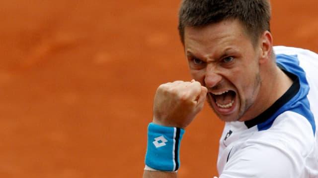 Robin Söderling va disputer sa deuxième finale de rang à Roland-Garros