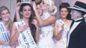 C'est Barbara Morel, 19 ans, qui est devenue dimanche la première Miss Nationale organisée par Geneviève de Fontenay.