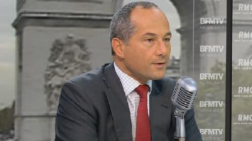 Frédéric Oudéa était l'invité de RMC ce mardi 8 octobre