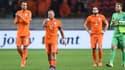 L'équipe des Pays-Bas