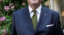 """Didier Le Calvez, directeur du Bristol, à Paris. Pour la première fois en France, la distinction """"palace"""" a été décernée jeudi à huit hôtels classés cinq étoiles remplissant des critères faisant d'eux des parangons de luxe à la française. /Photo prise le"""