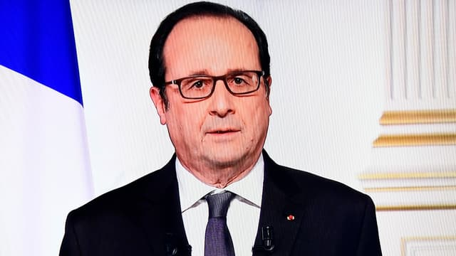Les réactions politiques aux voeux de François Hollande se sont multipliées.