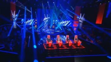 """TF1 paye près d'un million d'euros pour un prime time de """"The Voice"""""""