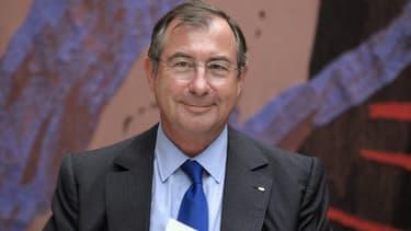 Martin Bouygues, le 1er Juillet 2014.
