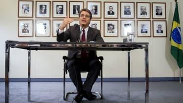 Le Brésilien Roberto Azevedo est devenu ce 8 mai le nouveau directeur général de l'Organisation mondiale du Commerce.