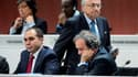 Fifa : Blatter et Platini suspendus ?