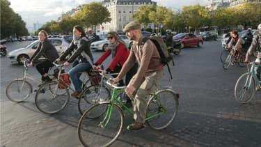 Selon les données de Google, la France se classe 5ème au niveau mondial dans les pays où le vélo est le plus utilisé et 3e des pays européens.