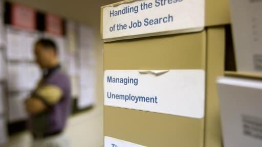 Le chômage américain reste sous la barre des 7% en janvier 2014.