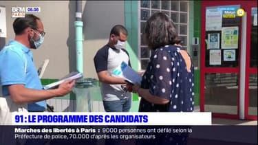 Essonne: les programmes des candidats aux élections départementales