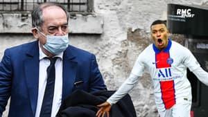 """Équipe de France : Mbappé aux JO ? """"Utopique"""" pour Le Graët"""