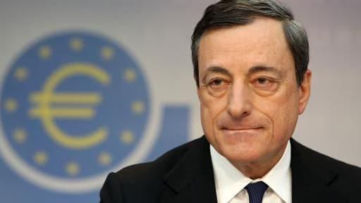 Mario Draghi va devoir utiliser d'autres moyens que la parole.