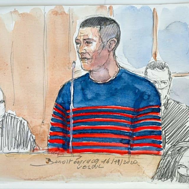 """Procès Daval: Jonathann Daval dit être le """"seul impliqué"""" dans la mort d'Alexia Fouillot"""