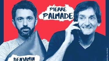 Le nouveau spectacle de Pierre Palmade